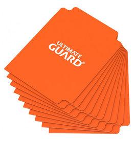 Ultimate Guard UG Card Dividers Std Orange