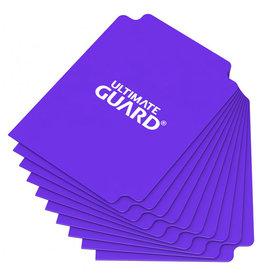 Ultimate Guard UG Card Dividers Std Purple