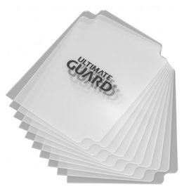 Ultimate Guard UG Card Dividers Std Clear