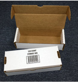 550 count storage box