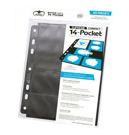 Ultimate Guard Ultimate Guard 14-pocket pages (10)
