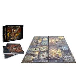 Dungeon Book of Battle Mats
