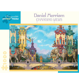 Daniel Merriam Changing Views 1000-Piece Jigsaw Puzzle
