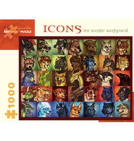 Katie Hofgard Icons 1,000-piece Jigsaw Puzzle