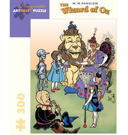 W. W. Denslow The Wizard of Oz 300-Piece Jigsaw Puzzle