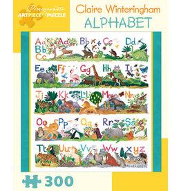 Claire Winteringham Alphabet 300-piece Jigsaw Puzzle