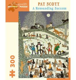 Pat Scott A Resounding Success 300-piece Jigsaw Puzzle