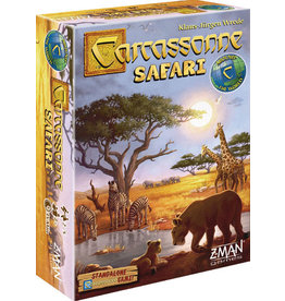 Carcassonne Carcassonne Safari