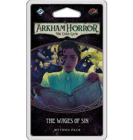 Arkham Horror LCG Arkham Horror LCG Wages of Sin