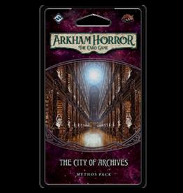 Arkham Horror LCG Arkham Horror LCG City of Archives