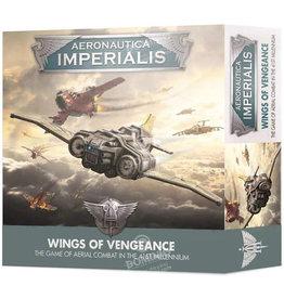 Warhammer 40k Aeronautica Imperialis Wings of Vengeance