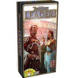 7 Wonders Leaders