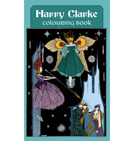 Harry Clarke Colouring Book