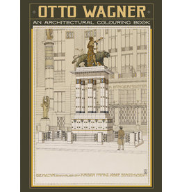 Otto Wagner An Architectural Colouring Book