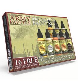 Army Painter Warpaints Metallic Paint Set
