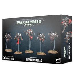 Warhammer 40k Adepta Sororitas Seraphim Squad