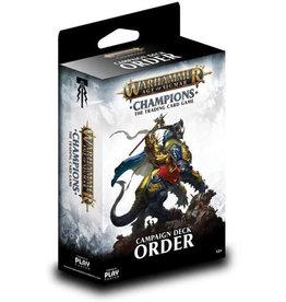 Warhammer TCG Warhammer Age Of Sigmar TCG Champions Deck
