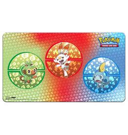 Ultra Pro Ultra Pro Playmat Pokemon Galar Starter
