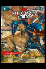 DnD D&D Mythic Odysseys of Theros