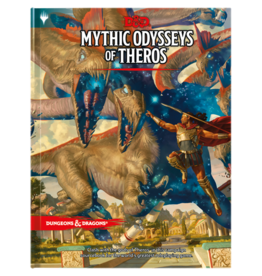 DnD D&D Mythic Odysseys of Theros
