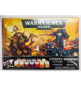 Citadel Warhammer 40K Essentials Set
