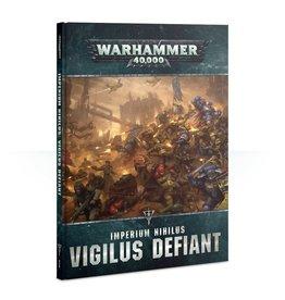 Warhammer 40k 40k Imperium Nihilus Vigilus Defiant