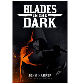 Blades in the Dark RPG HC