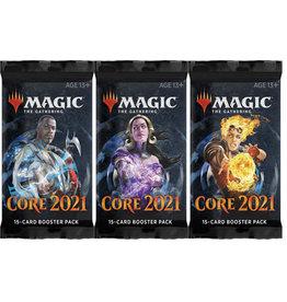 Magic Core Set 2021 Booster Pack