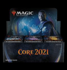 Magic Core Set 2021 Booster Box