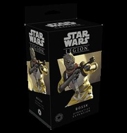 Star Wars Legion Star Wars Legion Bossk