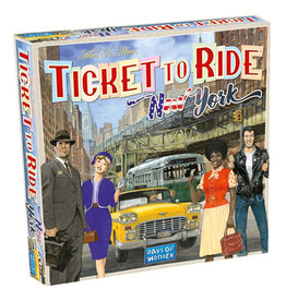 T2R Ticket to Ride New York