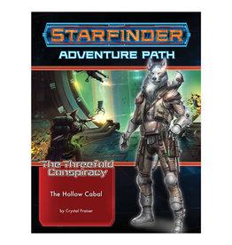Starfinder Starfinder Threefold Conspiracy 4 Hollow Cabal