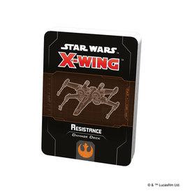 X-Wing Star Wars X-Wing 2nd Ed Damage Decks Resistance