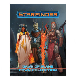 Starfinder Starfinder Pawns Dawn of Flame Pawn