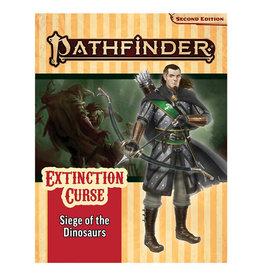 Pathfinder 2 Pathfinder 2 Adv Extinction Curse 4 Siege of the Dinosaurs P2