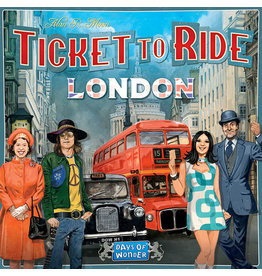 T2R Ticket to Ride London