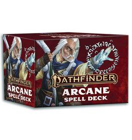 Pathfinder 2 Pathfinder Spell Cards Arcane