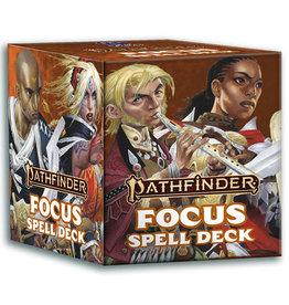 Pathfinder 2 Pathfinder Spell Cards Focus