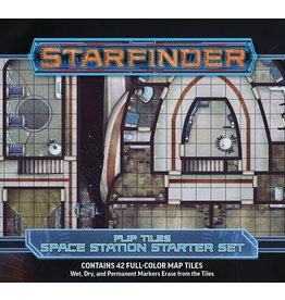 Starfinder Starfinder Flip Tiles Space Station Starter Set