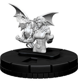 WizKids Marvel HeroClix Kitty Pryde Deep Cuts Unpainted Miniatures