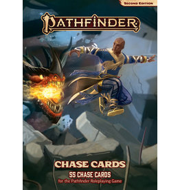 Pathfinder 2 Pathfinder Chase Cards Deck