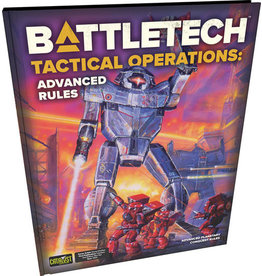 BattleTech Tactical Operations Advanced Rules