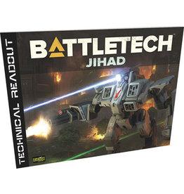 BattleTech Technical Readout Jihad