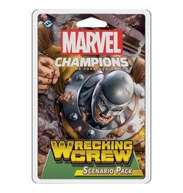 Marvel Champions LCG Marvel Champions LCG Wrecking Crew