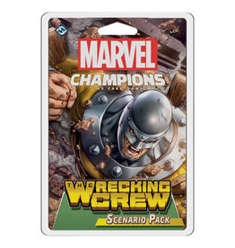 Marvel Champions LCG Marvel Champions Wrecking Crew