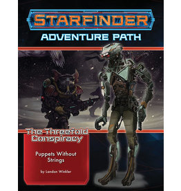Starfinder Starfinder Threefold Conspiracy 6 Puppets Without Strings