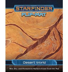 Starfinder Starfinder Flip Mat Desert World