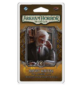 Arkham Horror LCG Arkham Horror LCG Harvey Walters Investigator Starter Deck