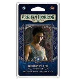 Arkham Horror LCG Arkham Horror LCG Nathaniel Cho Investigator Starter Deck