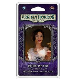 Arkham Horror LCG Arkham Horror LCG Jacqueline Fine Investigator Starter Deck